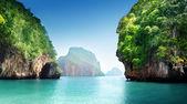 fabled landscape of Thailand