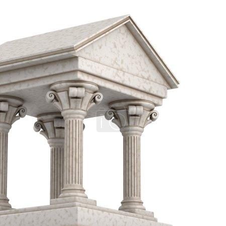 Classic Greek Building