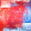 Abstract background with texture of paint brush st...