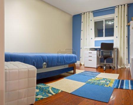 Photo pour Chambre d'enfant design intérieur - image libre de droit