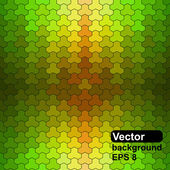 Vector geometric pattern with geometric shapes.