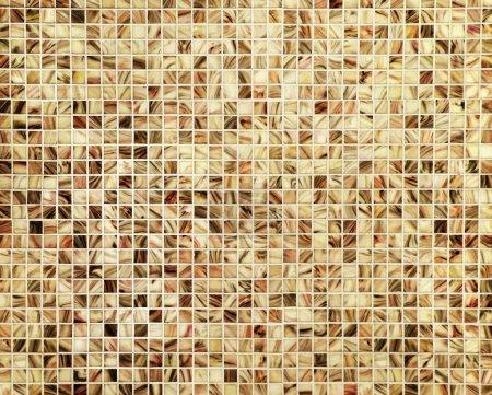 Marble mosaic background