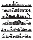 big city icons