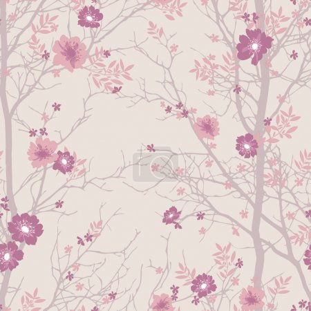 Seamless pattern use it for filling any contours