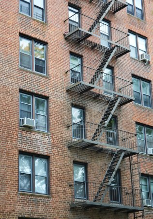 Fire escape, NYC