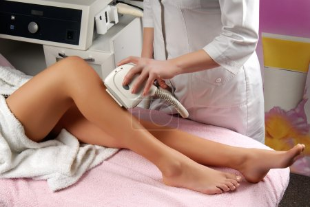 Photo for Laser epilation - Royalty Free Image