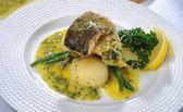 Rybí filé s brambory