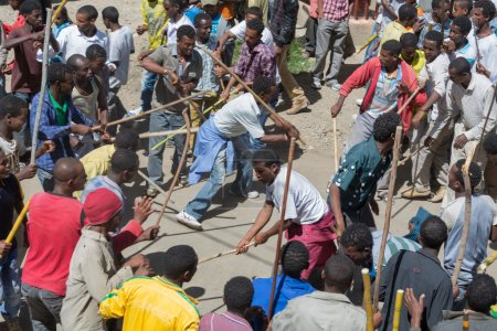 Timket Celebrations in Ethiopia