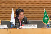 Japan Prime Minister's Visit to the AUC