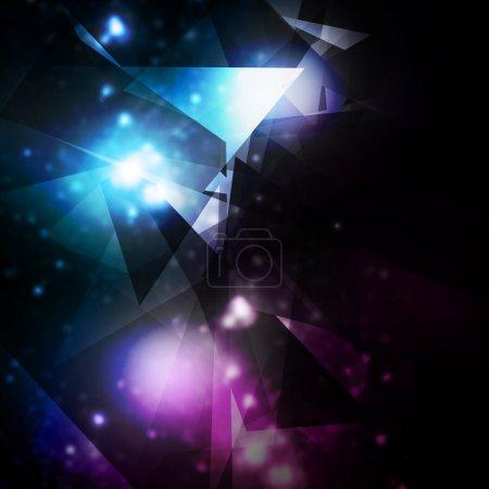 Photo pour Briller abstrait - image libre de droit