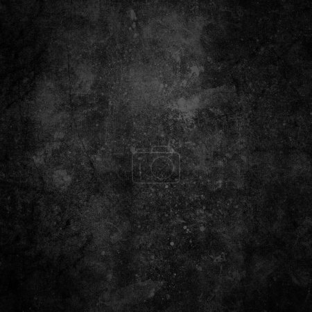 Photo for Black grunge background - Royalty Free Image
