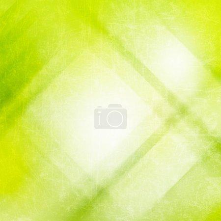 Photo pour Résumé fond vert - image libre de droit