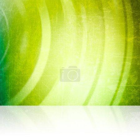 Foto de Fondo geométrico Grunge con círculos - Imagen libre de derechos