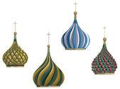 Kremlin Domes and Ballerina