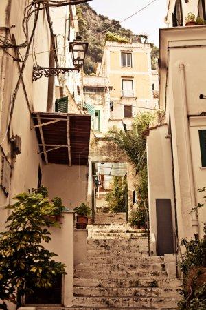 Amalfi backyard lifestyle, Italy.