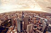 Innenstadt von Sydney-Australien