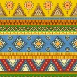 Aztec seamless pattern. Can be used in fabric desi...