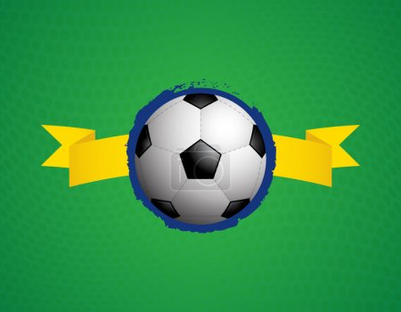 background with a special soccer ball design, vector,EPS10