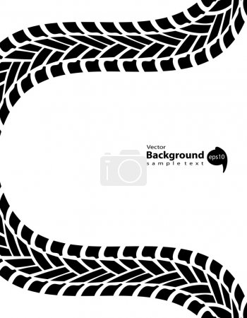 Black and white transportation background, vector illustration,