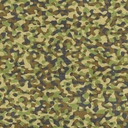 Military camouflage background or texture