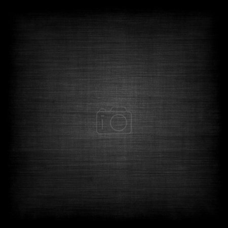 Photo for Black scratched grunge stucco wall background or texture - Royalty Free Image