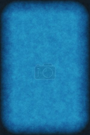 Dark blue grunge paper background or texture