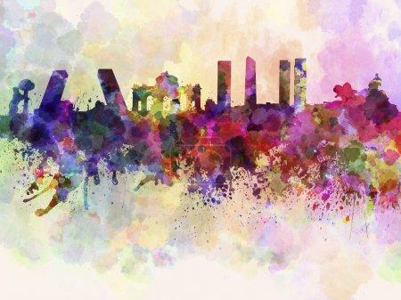 maling baggrund farverige illustration papirark glimrende