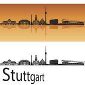 Stuttgart skyline
