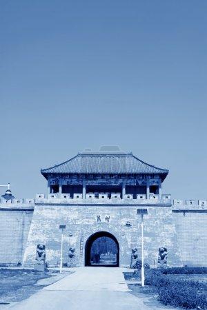 China's ancient city wall