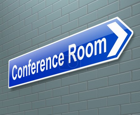 Conference concept.