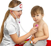 Girl doctor