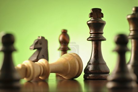 Strategic game of chess