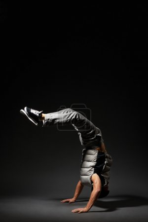 break dancer in the dark