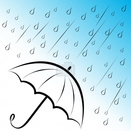 Rain and umbrella protection