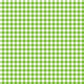 Green checkered background