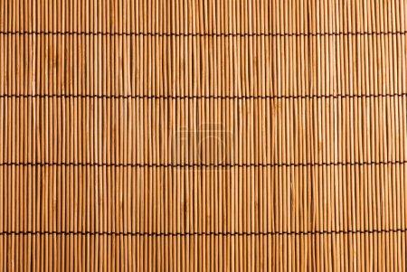 Photo pour Gros plan sur la texture de l'osier - image libre de droit