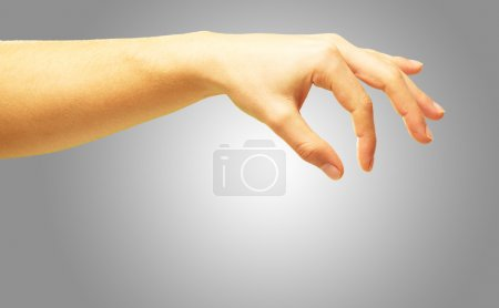 Human Hand Picking