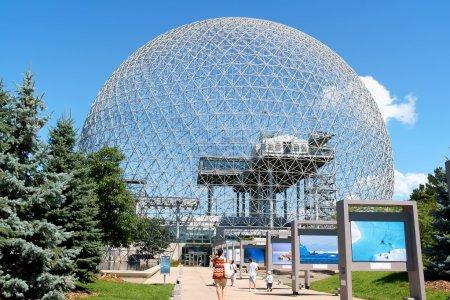 Монреаль биосферы в Канаде