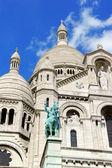 Bazilika a Szent szív (basilique du Sacré-coeur), paris
