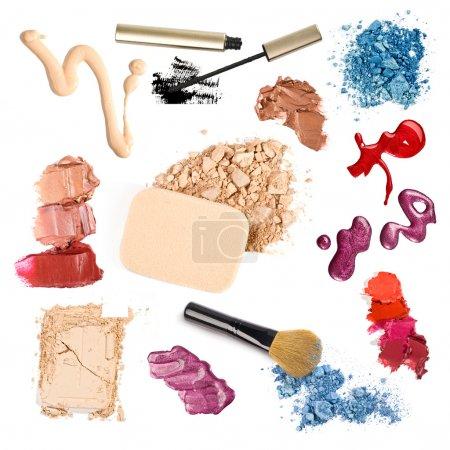 group of make-up