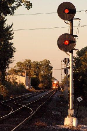 Cruce ferroviario