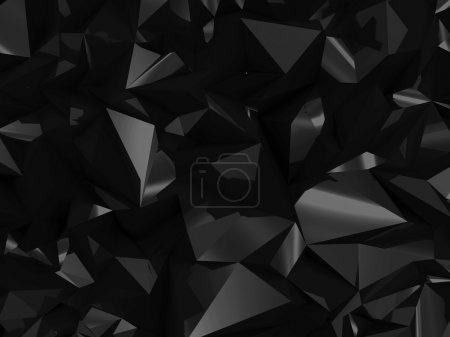 Abstract Black Geometry