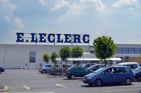 E.Leclerc hypermarket
