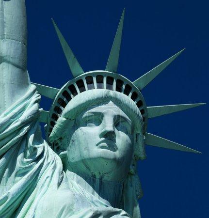 Photo pour La Statue de la Liberté à New York - image libre de droit