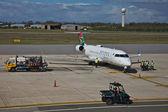 Südafrikanische Fluggesellschaft Flugzeug
