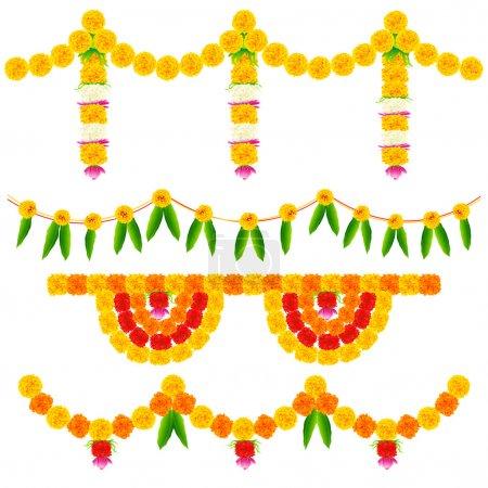 Colorful Flower Decoration Arrangement