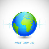 Illustration of concept for World Health Day