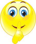 úsměv a nabízí tiché