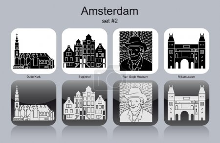 Icons of Amsterdam
