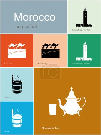 Icons of Morocco